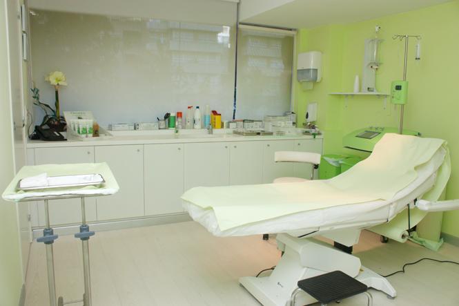 Sala de Ozonoterapia dolor y patologias médicas